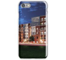Qualified 3D Residential Architectural Modeling iPhone Case/Skin