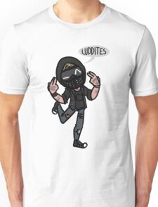 Watch Dogs 2: Luddites Unisex T-Shirt