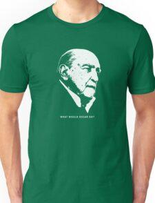 What would Oscar do? Architecture T shirt Unisex T-Shirt