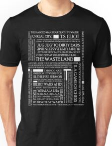 The Waste Land 2 Unisex T-Shirt