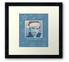 Santa Killian Framed Print