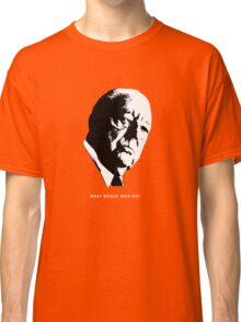 What would Mies do? Architecture T shirt Classic T-Shirt