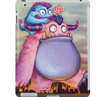 Wondering Monsters iPad Case/Skin