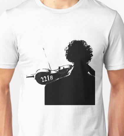 I Play the Violin When I'm Thinking Unisex T-Shirt