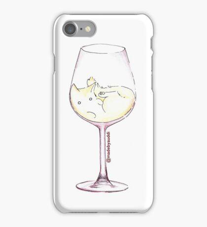 MosCATo - Cat Sticker iPhone Case/Skin