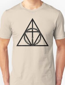 The Geekly Hallows - The Ultimate Geek T-Shirt T-Shirt