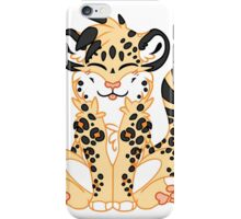 Cute Chibi Jaguar iPhone Case/Skin
