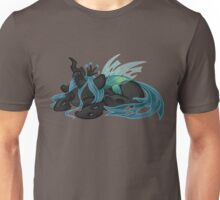 Sleepy Queen Chrysalis  Unisex T-Shirt