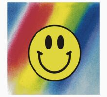 Rainbow Smile Kids Tee