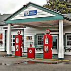 Full Service Texaco by SuddenJim