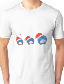 Christmas Penguins Unisex T-Shirt