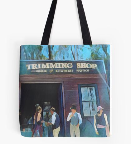 Time Travellers I Tote Bag