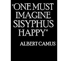 Sisyphus 3 Photographic Print