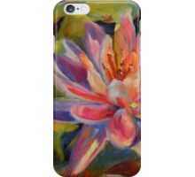 Risa's Pond by Chris Brandley iPhone Case/Skin