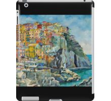 Cinque Terre by Chris Brandley iPad Case/Skin