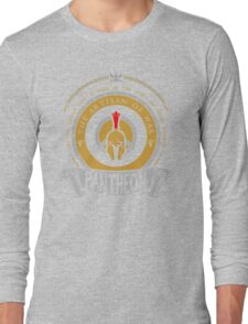 Pantheon - The Artisan Of War Long Sleeve T-Shirt