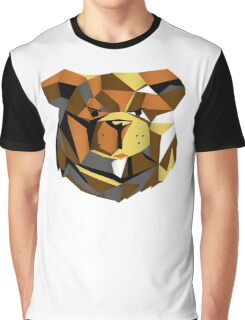 Robust bear cyber Graphic T-Shirt