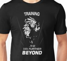 GOKU SSJ3 - GOING BEYOND Unisex T-Shirt