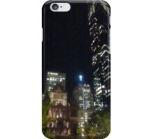 Copley Place Boston At Night iPhone Case/Skin