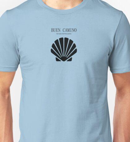 Buen Camino Santiago Compostela Unisex T-Shirt
