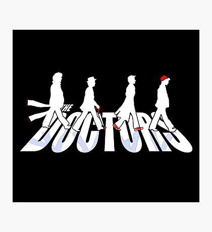 doctors Photographic Print