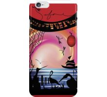 Pagoda Red (2005) iPhone Case/Skin