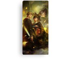 BBC Merlin: Emrys Ascending Canvas Print