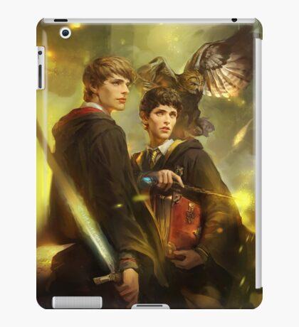 BBC Merlin: Emrys Ascending iPad Case/Skin