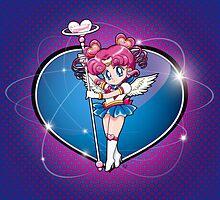 Sailor ChibiChibi - Sailor Stars vers. by alphavirginis