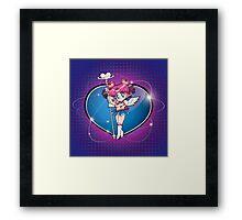 Sailor ChibiChibi - Sailor Stars vers. Framed Print