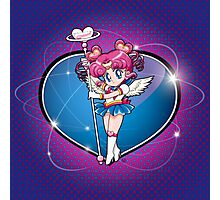 Sailor ChibiChibi - Sailor Stars vers. Photographic Print