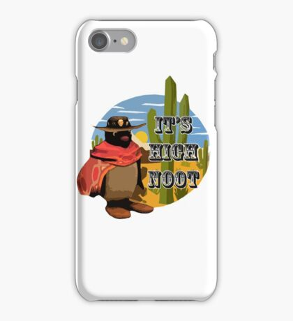 It's High Noot Overwatch iPhone Case/Skin