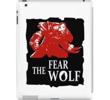 Lycantrope - Fear the Wolf iPad Case/Skin