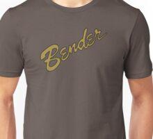 Bender Guitars in GOLD Unisex T-Shirt