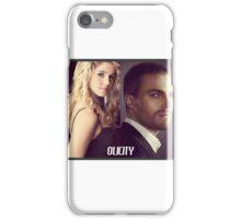 Oliver & felicity iPhone Case/Skin