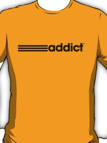 Addict Stripes T-Shirt