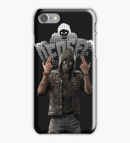 Wrench iPhone Case/Skin