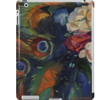 Flowers and Feathers by Chris Brandley iPad Case/Skin