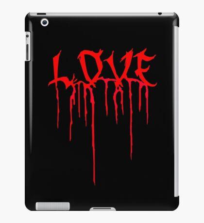 Blood Love  iPad Case/Skin