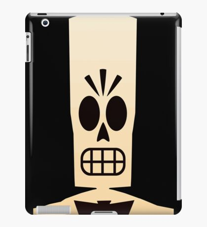 GRIM iPad Case/Skin