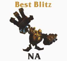 Best Blitzcrank NA by TypoGRAPHIC