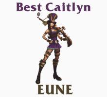 Best Caitlyn EUNE by TypoGRAPHIC