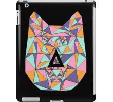 Bastille Wolf Triangle Design iPad Case/Skin