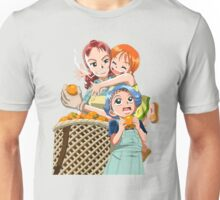 Nojiko Nami Bell-Mere Anime Manga Shirt Unisex T-Shirt