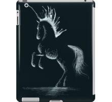 Lightning Rod: Minimal Abstract Horse iPad Case/Skin