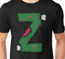 Z for Zombies Unisex T-Shirt