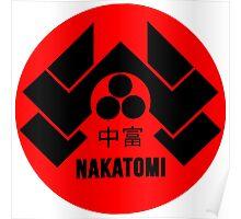 Nakatomi Tower McClane Poster