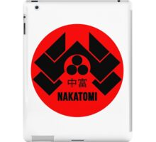 Nakatomi Tower McClane iPad Case/Skin