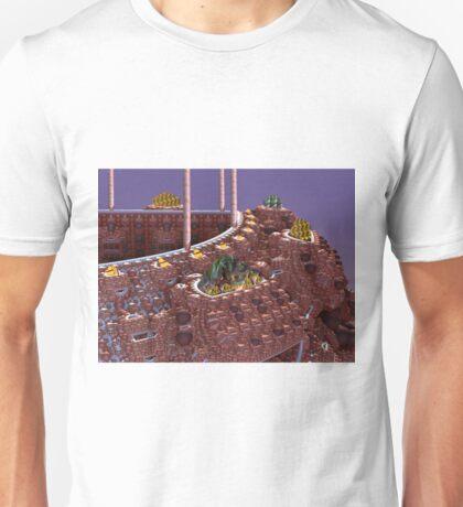 Mandelbulb Stadium Arcadium Unisex T-Shirt