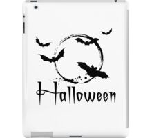 Halloween bats iPad Case/Skin